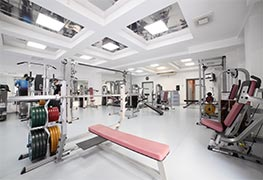Fitness Centers & Gyms
